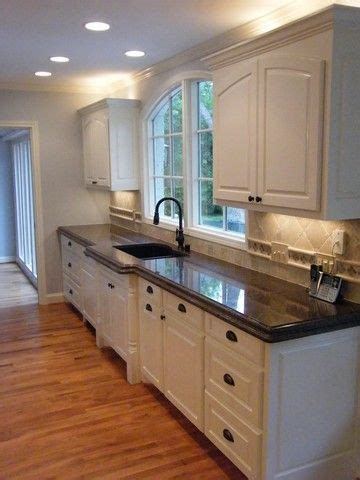 brown kitchen cabinets with white countertops tropic brown granite countertops home ideas pinterest 156 | 2350c966305b5a0976763c0443b95372 dark granite countertops white kitchen cabinets brown countertops