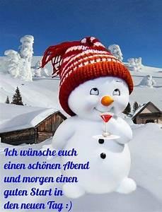 Sprüche Winter Schnee : pin von roswitha auf spr che bilder winter nacht gr e und winter ~ Watch28wear.com Haus und Dekorationen