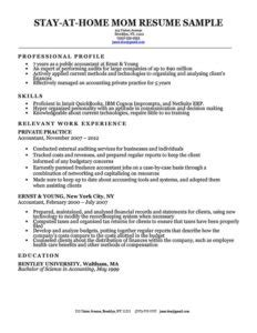 Work Gaps On Your Resume by 80 Resume Exles By Industry Title Free