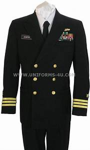 Army Dress Blue Diagram
