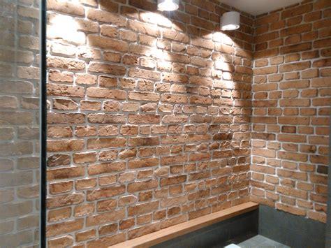 Backsteinwand Innen Aufarbeiten by Brick Veneers Cladding Alternative Brick Wall In 2019