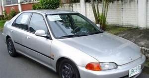 1995 Honda Civic Service Manual