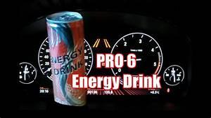 Pro 6  U0026quot Billig U0026quot  Energy Drink Review Test German