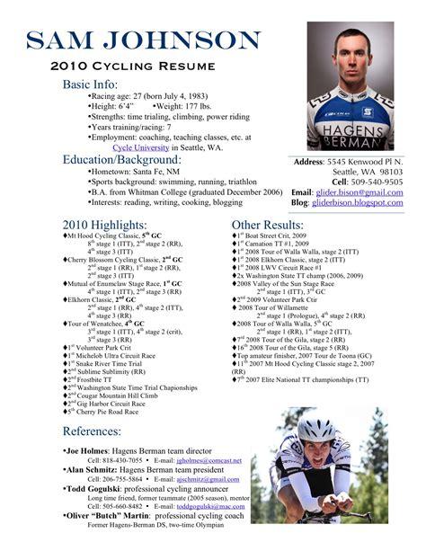 mike witkowski 2015 sponsorship resume race