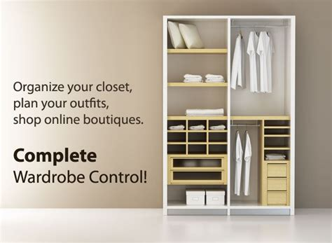 Touch Closet App by Garderoba La Inventar Apps Softwares Style Diary