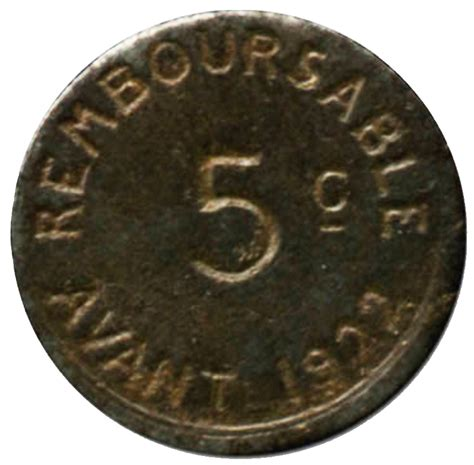 chambre des commerces bayonne 5 centimes chambre de commerce 1917 bayonne 64