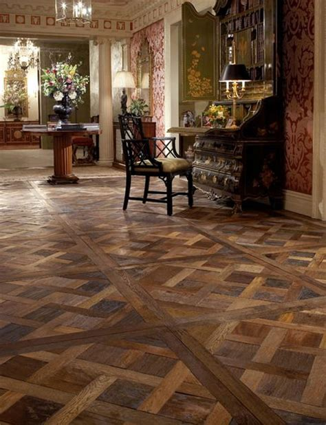 Antique French Oak, Pulled From Actual Wood Flooring