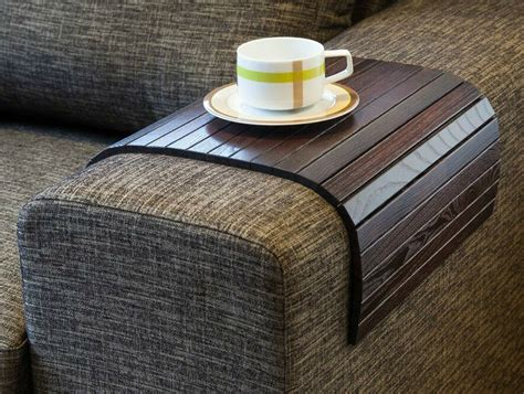 Sofa Tray Tables by Sofa Tray Table Brown Tv Tray Wooden Coffee Table