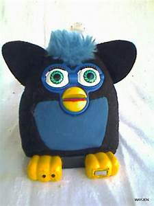 Other Collectable Toys - FURBY. McDONALDS TOY. PRESS ON ...