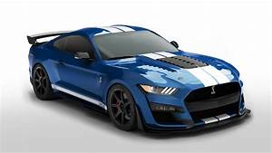 Shelby's first take on the 2020 Ford Mustang Shelby GT500 sees the output rise to 800 horses
