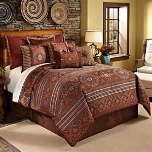 buy pueblo california king comforter set from bed bath