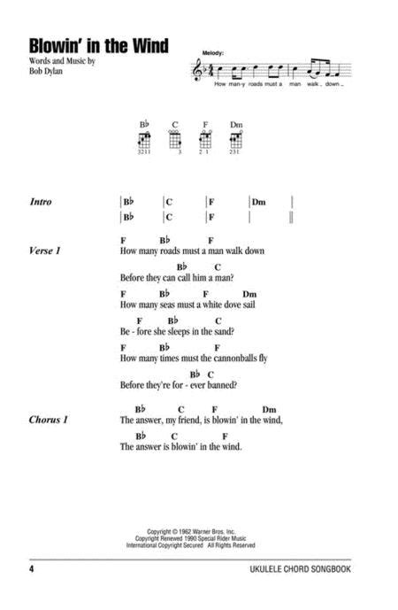Songs without barre chords tab collections at ultimate. Four Chord Songs By Various - Softcover Sheet Music For Ukulele - Buy Print Music HL.249573 ...