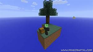 SkyBlock Survival Map Download for Minecraft 1.7/1.6 ...