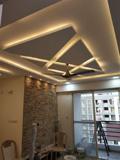 pop design by creation interior ceiling design living