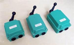 Forward Stop Reverse Motor Waterproof Switch Qs 15 Qs 30
