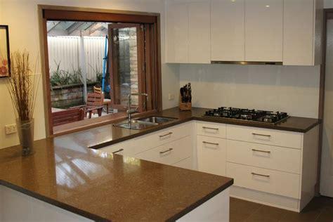 Caesar Stone Kitchen  Kitchens Squared