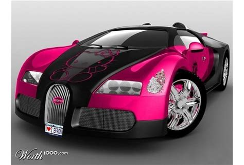 expensive pink cars 40 best images about hello kitty on pinterest cars