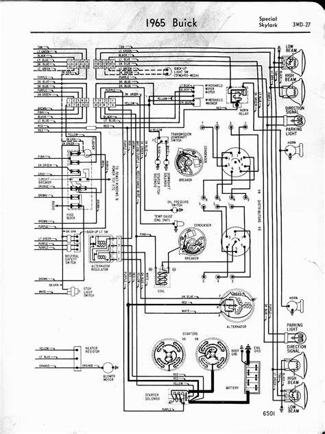Buick Special Need Wiring Diagram For