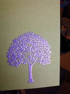 talking meadow crafting my son39s wedding invitations With embossed tree wedding invitations