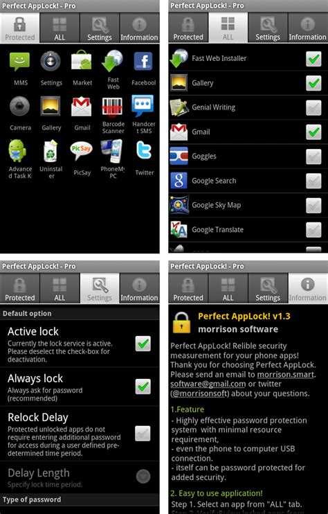 best security app for android applock best security app for android android