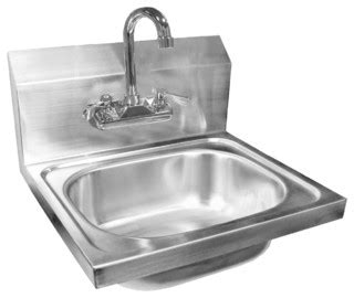 pictures of kitchen faucets and sinks 20 quot x17 quot wide stainless steel wall mount sink 9109