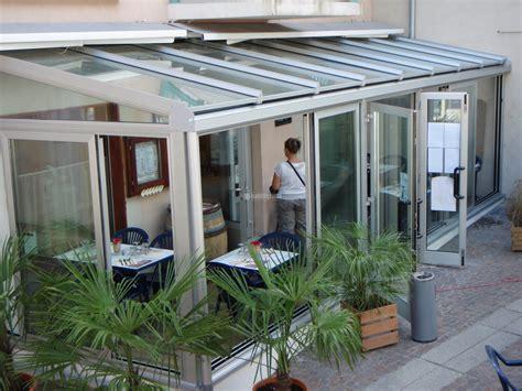 veranda in alluminio progetto creazione veranda in alluminio e vetro mod