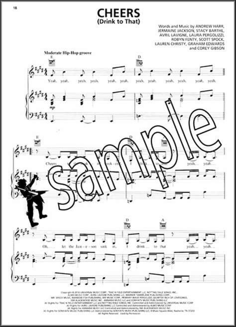 rihanna loud piano vocal guitar pvg sheet  book ebay