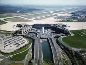 CologneBonn Airport Terminal 1 Cologne 1969 Structurae