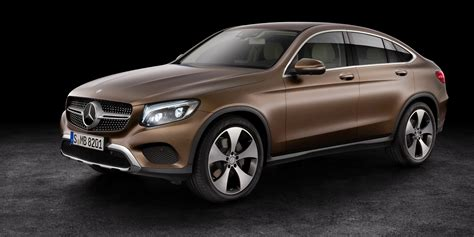 2017 Mercedes-benz Glc Coupe, Amg Glc43 Coupe Revealed