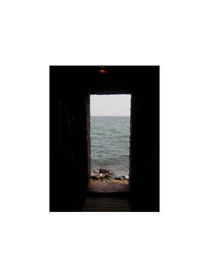 Island Portal Return Goree Door Senegal Slave