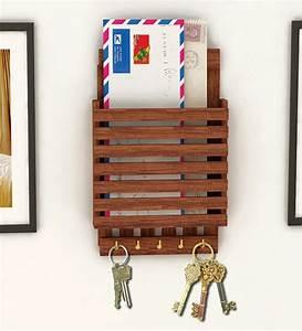 Boite A Clef Exterieur A Code : un porte cl mural original id es cr atives ~ Edinachiropracticcenter.com Idées de Décoration