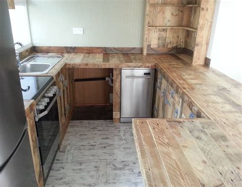 wooden pallet kitchen cabinets inspiring wooden pallet kitchen ideas ideas with pallets
