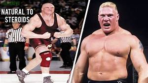 Bodybuilder Nutrition  Brock Lesnar Steroids And Workout  Brock Lesnar Summerslam Brock Lesnar