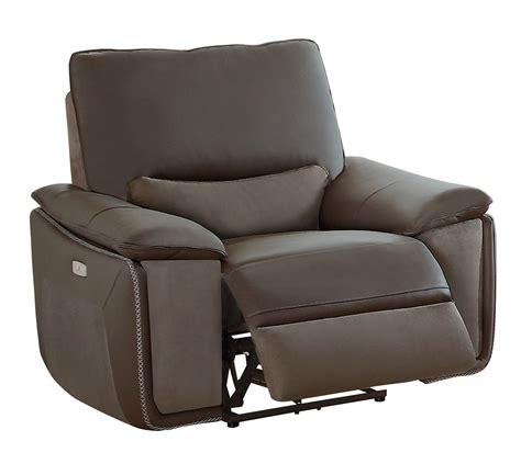 homelegance corazon power reclining sofa set navy gray