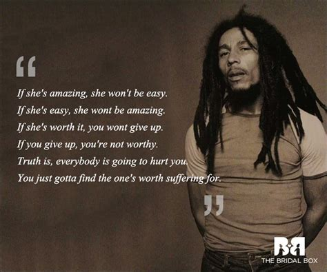 bob marley love quotes  give   lessons