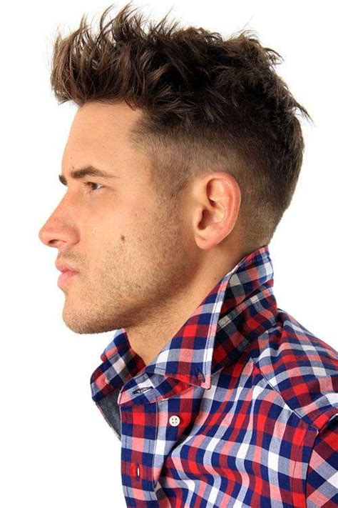 mens thick hairstyles   mens hairstyles haircuts