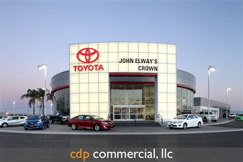 john elways crown toyota cdp commercial photography