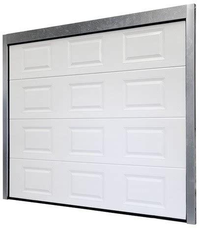 porte de garage coulissante brico depot bricoman porte de garage en bois
