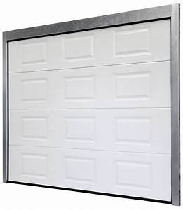 Bricoman porte de garage en bois for Porte garage sectionnelle brico depot