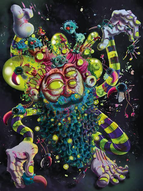 DMT Visions : Psychonaut