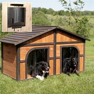 Best 25 large dog house ideas on pinterest large dogs for Dog doors for sale