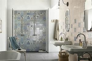ordinaire salle de bain style ancien 2 carrelage With salle de bain style ancien