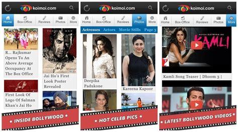 Bollywood entertainment portal, Koimoi, launches official ...
