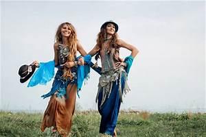 Hippie Look 70er : 70er jahre kleider 70er jahre mode ~ Frokenaadalensverden.com Haus und Dekorationen