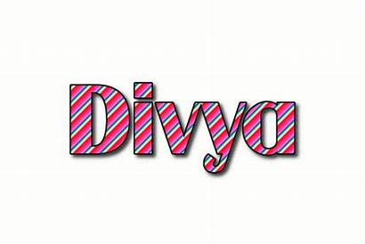 Divya Logos Text