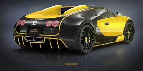 Here Is The Bugatti Veyron By Oakley Design