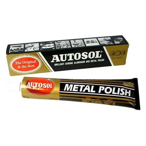 solvol autosol chrome aluminium  metal polish ml  oz  ebay