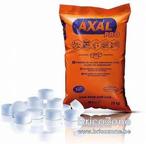 Sel Adoucisseur Axal : choix du sel pour adoucisseur ~ Nature-et-papiers.com Idées de Décoration