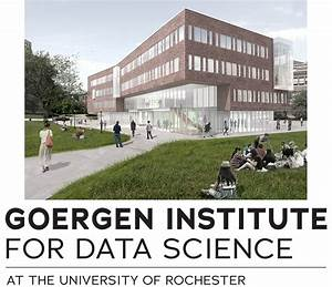 Featured Sponsor: Goergen Institute for Data Science