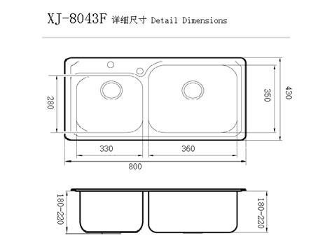 how to measure depth of kitchen sink yuyao xingji kitchenware factory